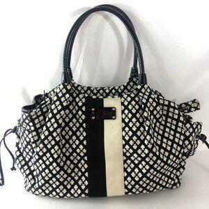 Kate Spade New York Black & White Shoulder Bag